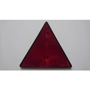 Oko mačje trikotno rdeče