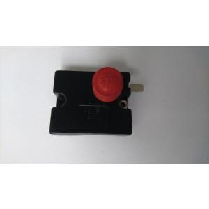 Elektronika z gumbom stop za motor Lombardini LA300