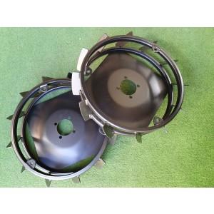 Kolesa železna D49 10˝ za kultivator BCS 730/740 par