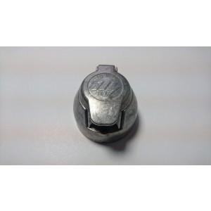Vtičnica 7 pol aluminij